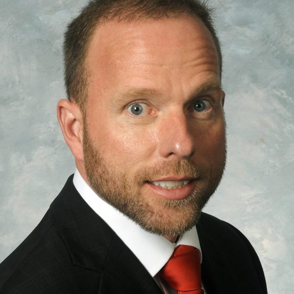 Rep. Goforth Official Portrait
